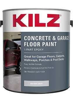 KILZ Epoxy Acrylic Paint