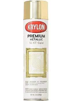 Krylon K01000A07 Metallic Spray Paint