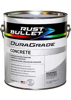Rust Bullet Duragrade Concrete