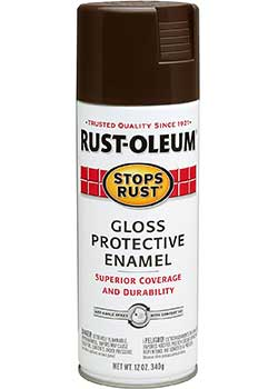 Rust-Oleum 248630-6PK Stops Rust Spray Paint