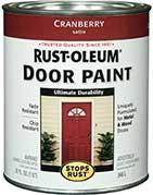 Rustoleum Door Paint