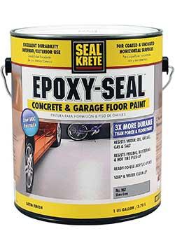 Seal-Krete Epoxy-Seal Low VOC Concrete & Garage Floor Paint