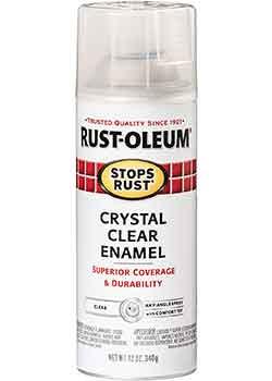 Rustoleum Crystal Clear