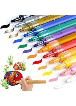 Acrylic Paint Marker Pens