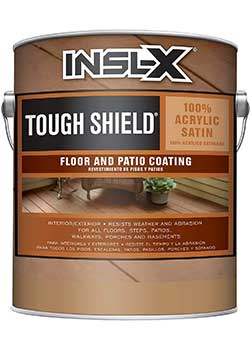 INSL-X CTS39989A-01 Tough Shield - Most Durable Wood Floor Paint