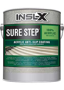 INSL-X SU031009A Anti-Slip Coating Paint for Stairs Risers