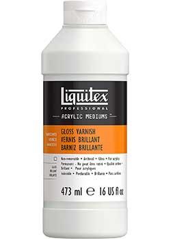 Liquitex Professional Gloss Varnish