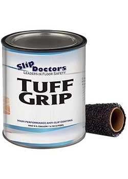 Slip Doctors Tuff Grip Paint for Staircase