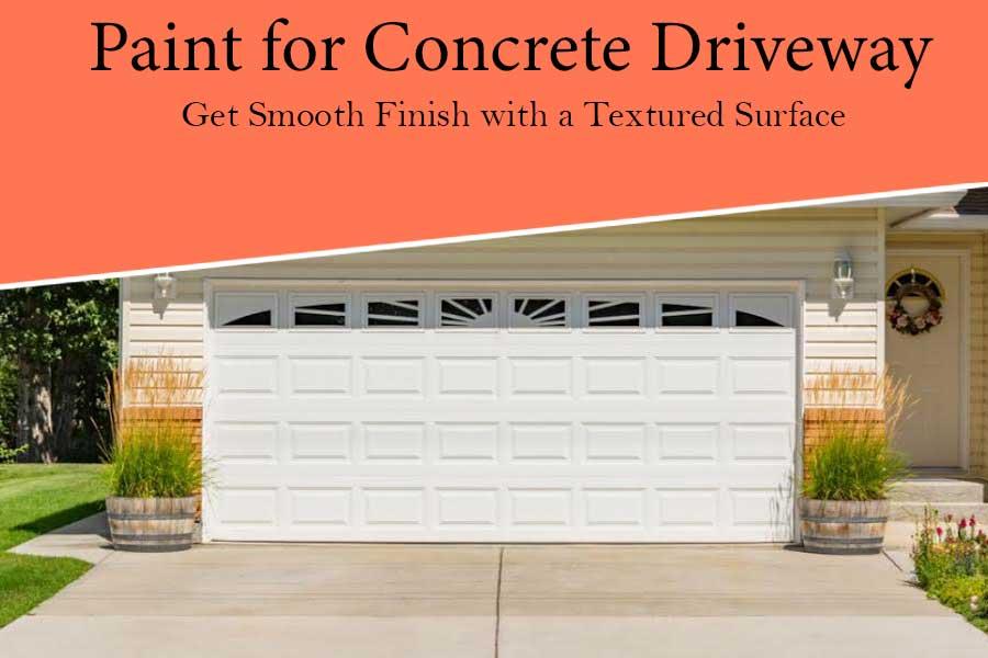 Ideal Driveway Paint