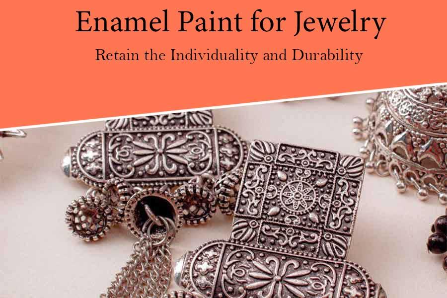 Best Enamel Paint for Jewelry