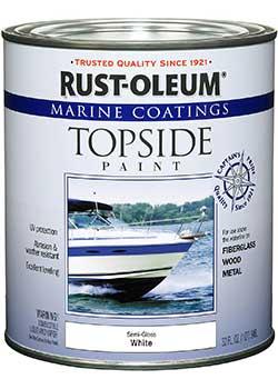 Rust-Oleum Marine Coatings Topside Paint