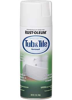 Rust-Oleum Specialty Tub and Tile Paint
