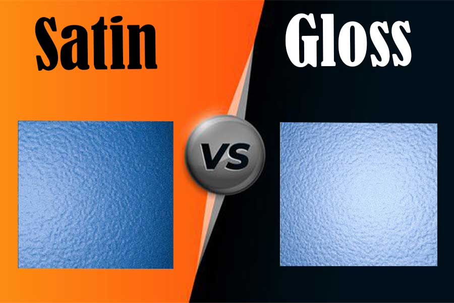 Satin vs Gloss: Which One is the Winner?