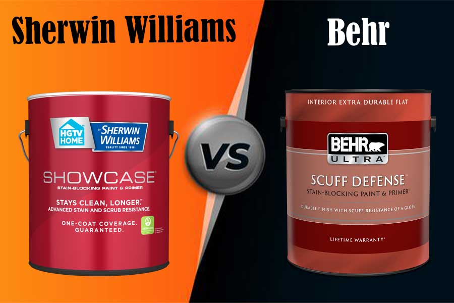 Sherwin Williams vs Behr: Which One to Pick?