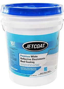 3. Jetcoat Cool King Reflective Acrylic Roof Coating